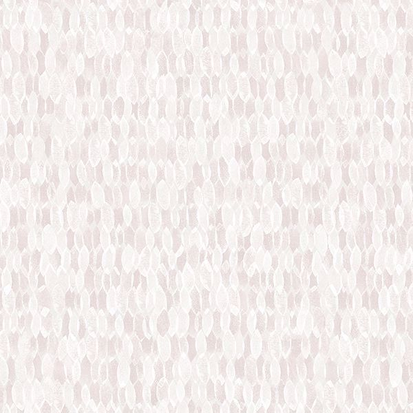 Nora Light Pink Abstract Geometric Wallpaper