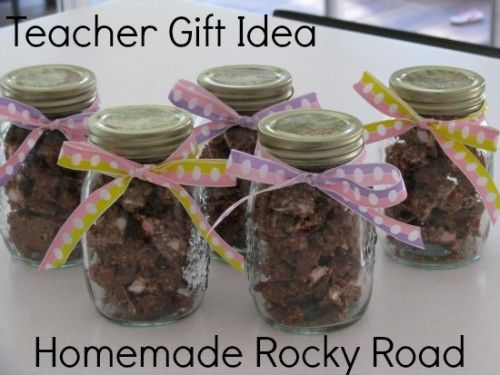 Rocky road easter gift for teachers rocky road homemade teacher rocky road easter gift for teachers negle Gallery