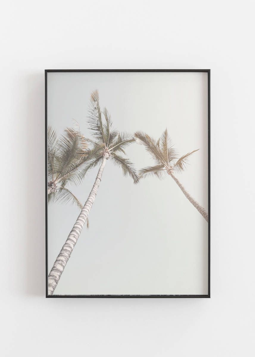 Excited to share the latest addition to my etsy shop palms poster