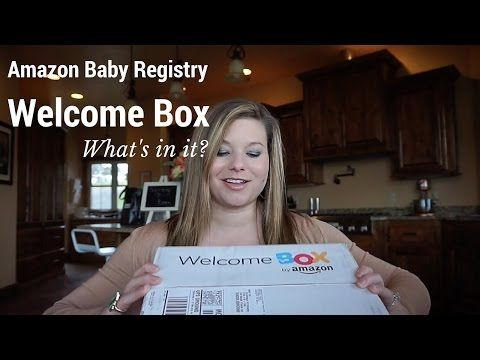Amazon Baby Registry: What's in the Free Gift Box? Check ...