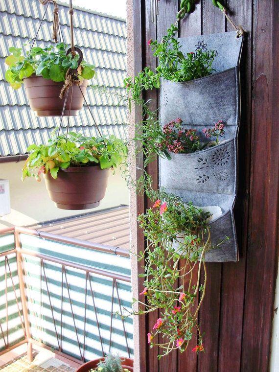 Vertical Garden Planter > Wall Planter > portable indoor/outdoor ...