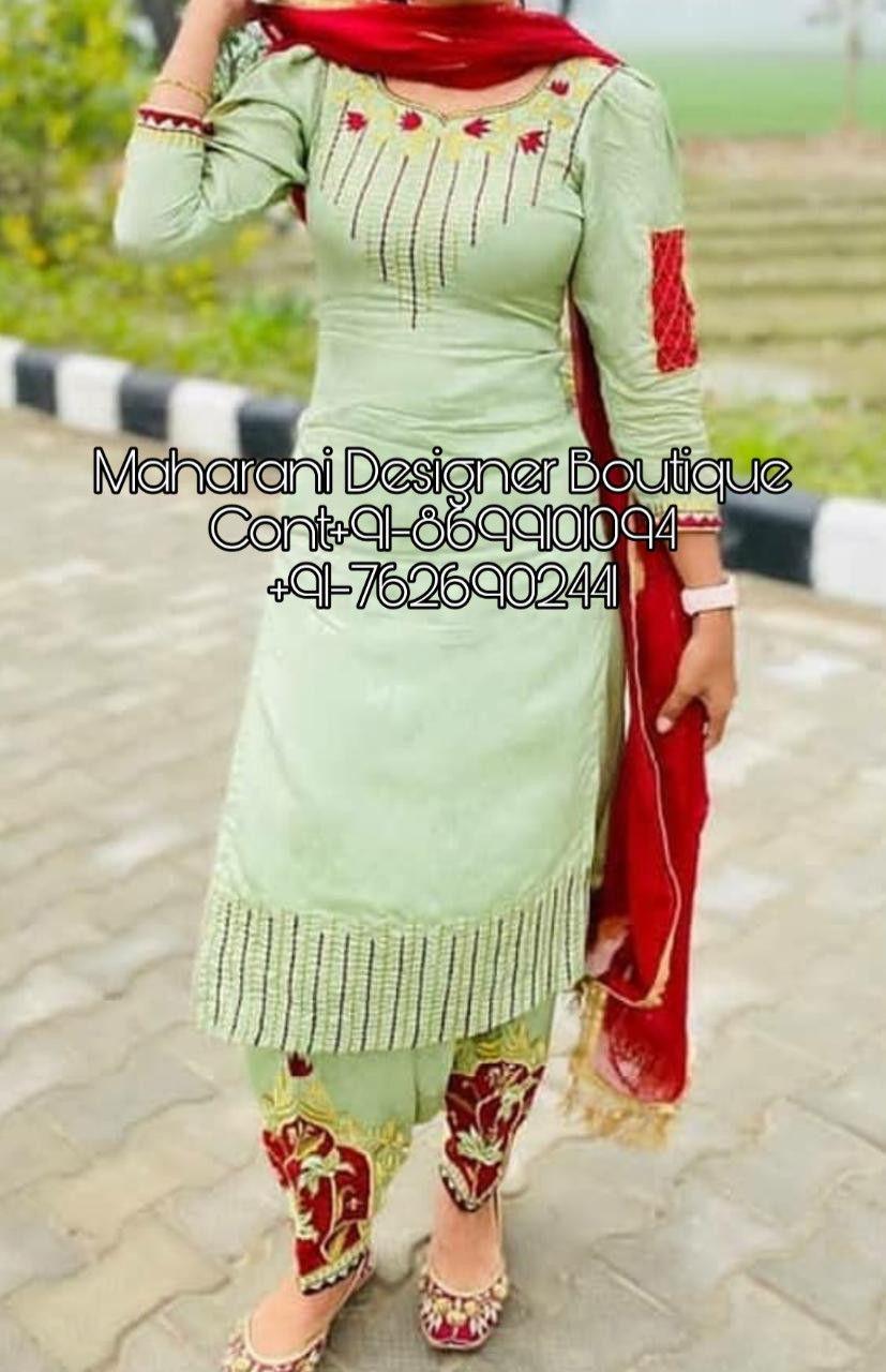 Designer Salwar Suits For Wedding Party In 2020 Embroidery Suits Design Embroidery Suits Ladies Suit Design