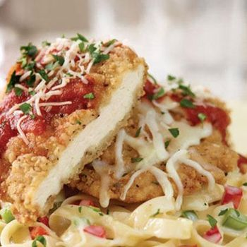 Chicken Parm Night Recipe Ziplist Recipes Applebees Restaurant Menu Chicken