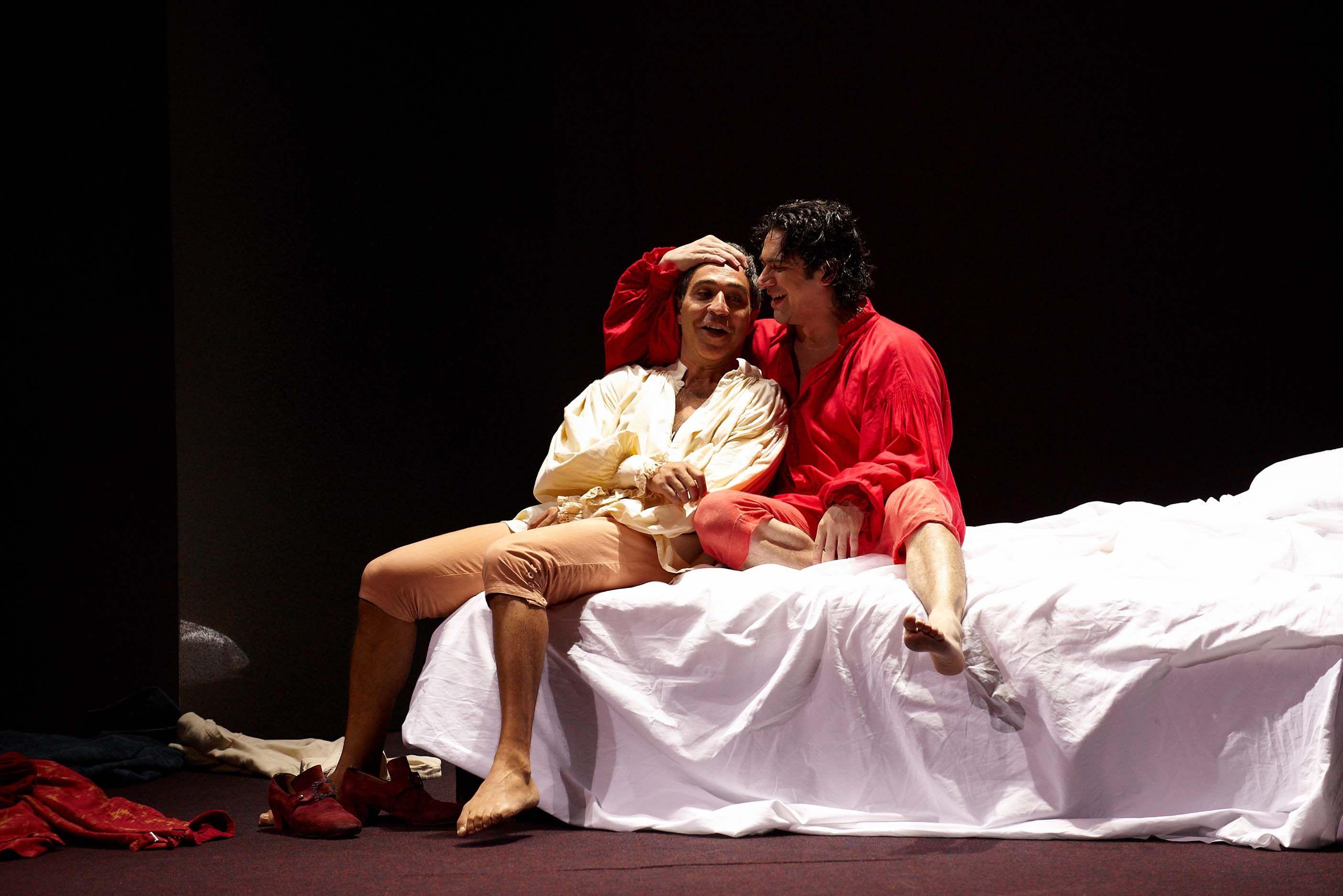 d'Arcangelo, Concetti Don Giovanni
