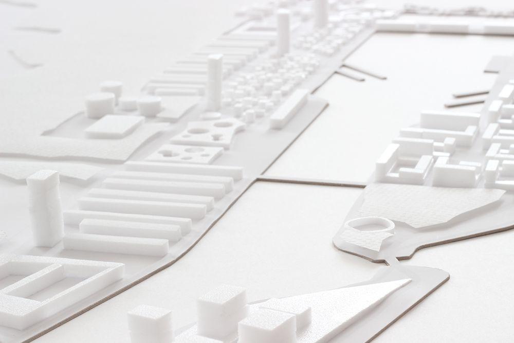 Projet urbain by heju