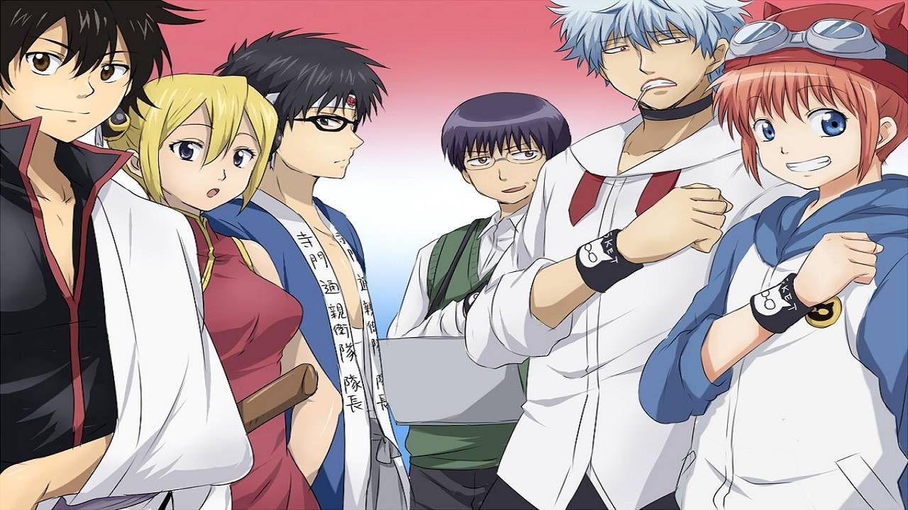 Sket Dance 9 Anime
