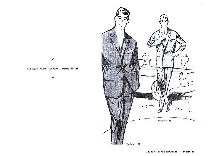 Jr ann es 50 catalogue jean raymond dessins lucien langman ann es 50 jean raymond ma tre - Dessin annee 60 ...