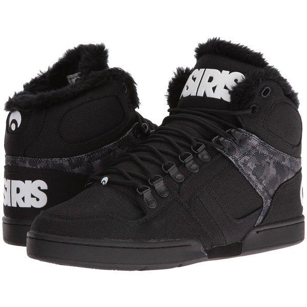 Osiris NYC83 SHR (Digi) Men's Skate Shoes ($43) ❤ liked on Polyvore featuring men's fashion, men's shoes, men's sneakers, grey, mens high top skate shoes, osiris mens shoes, mens sneakers, mens skate shoes and mens grey shoes