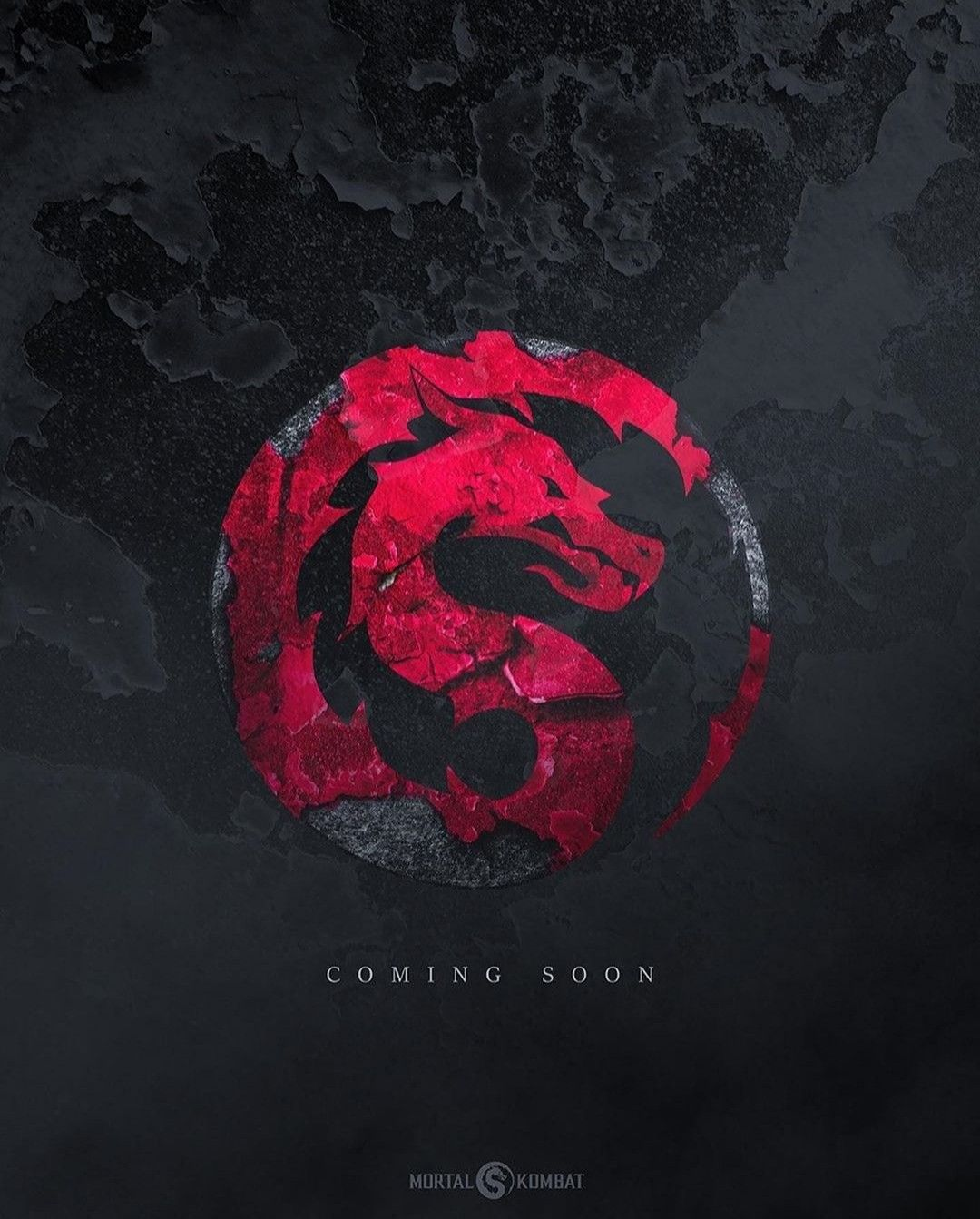 Mortal Kombat Film Logo By Bosslogic Mortal Kombat Filmes