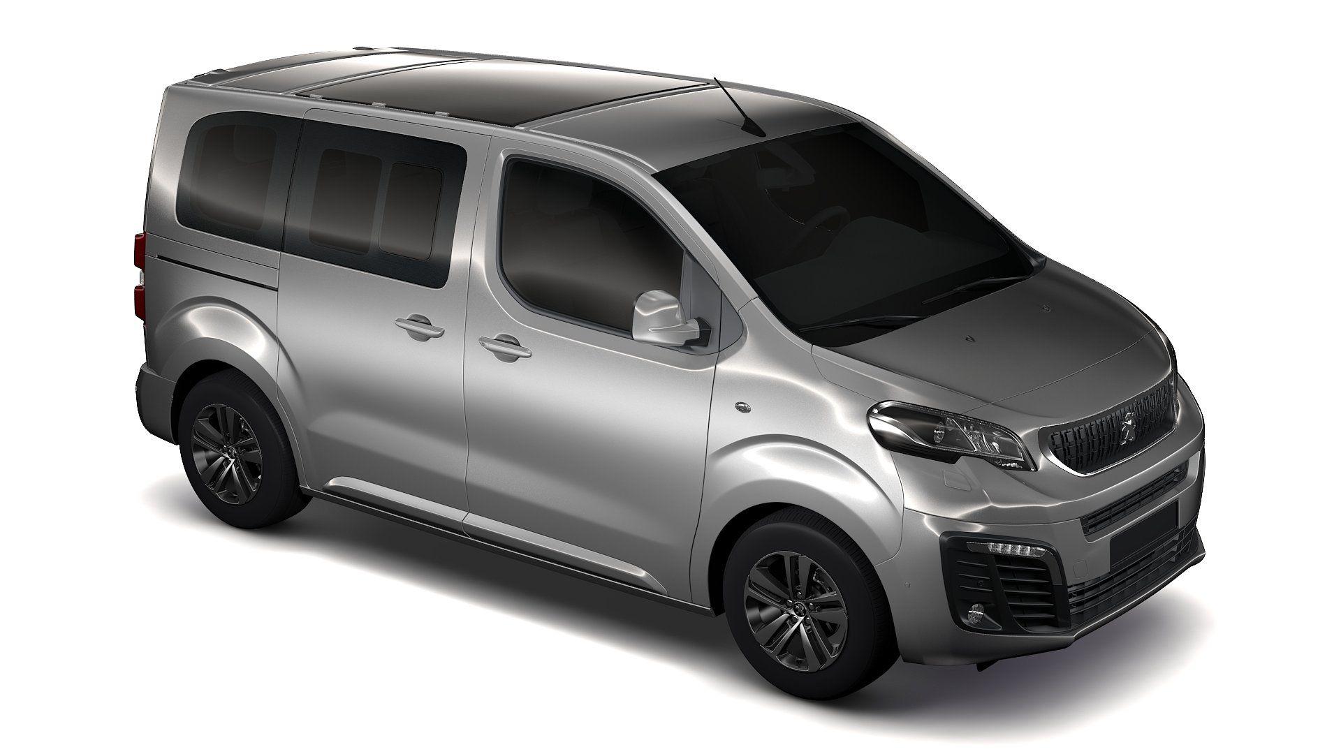 Peugeot Traveller L1 2017 Coloraplychangereal