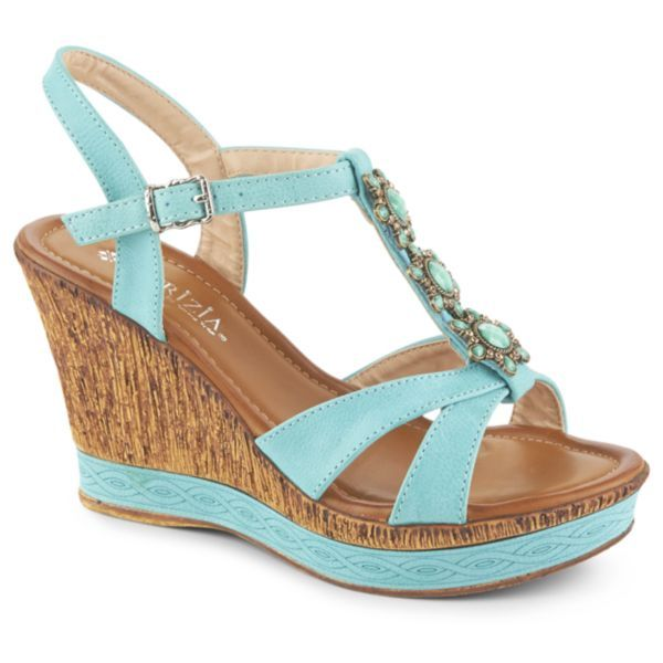 Womens Sandals PATRIZIA Saturn Turquoise