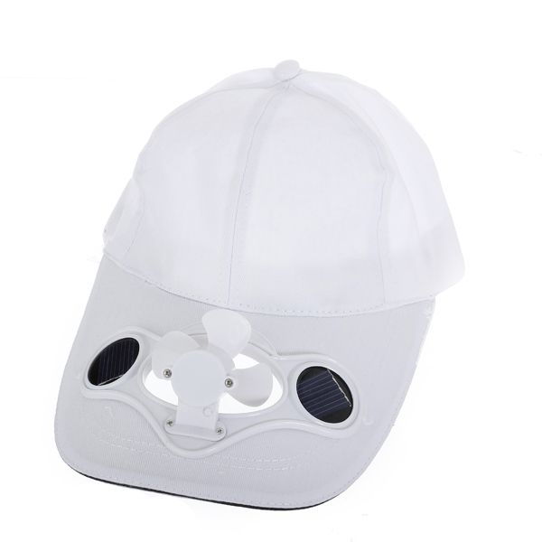 Us 12 14 Summer Sport Outdoor Hat Cap With Solar Sun Power Cool Fan Travel Supplies From Sports Outdoor On Banggood Com Outdoor Hats Summer Sports Outdoor Sports