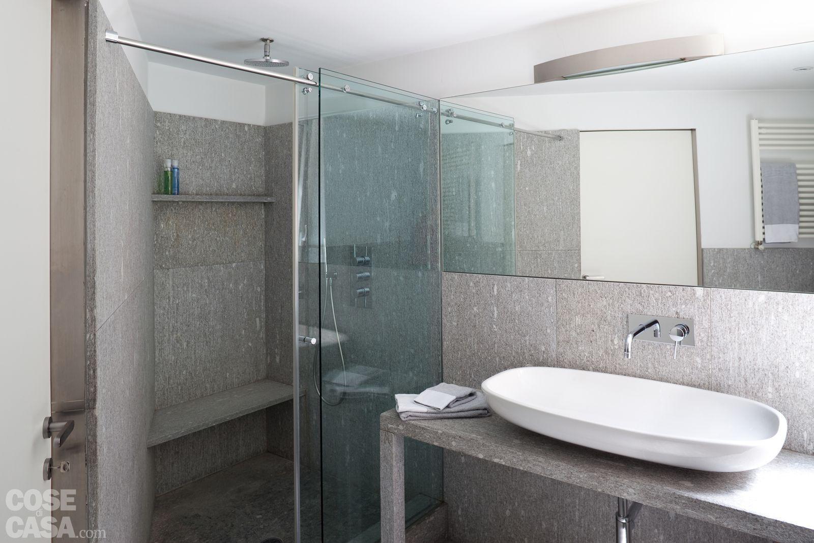 70 mq casa con veranda bagno pinterest bagno for Bagno 7 mq