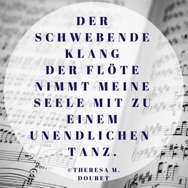Musik Schenkt Unserem Leben Gluck Und Sinn Spruche Zitate Musik Flote