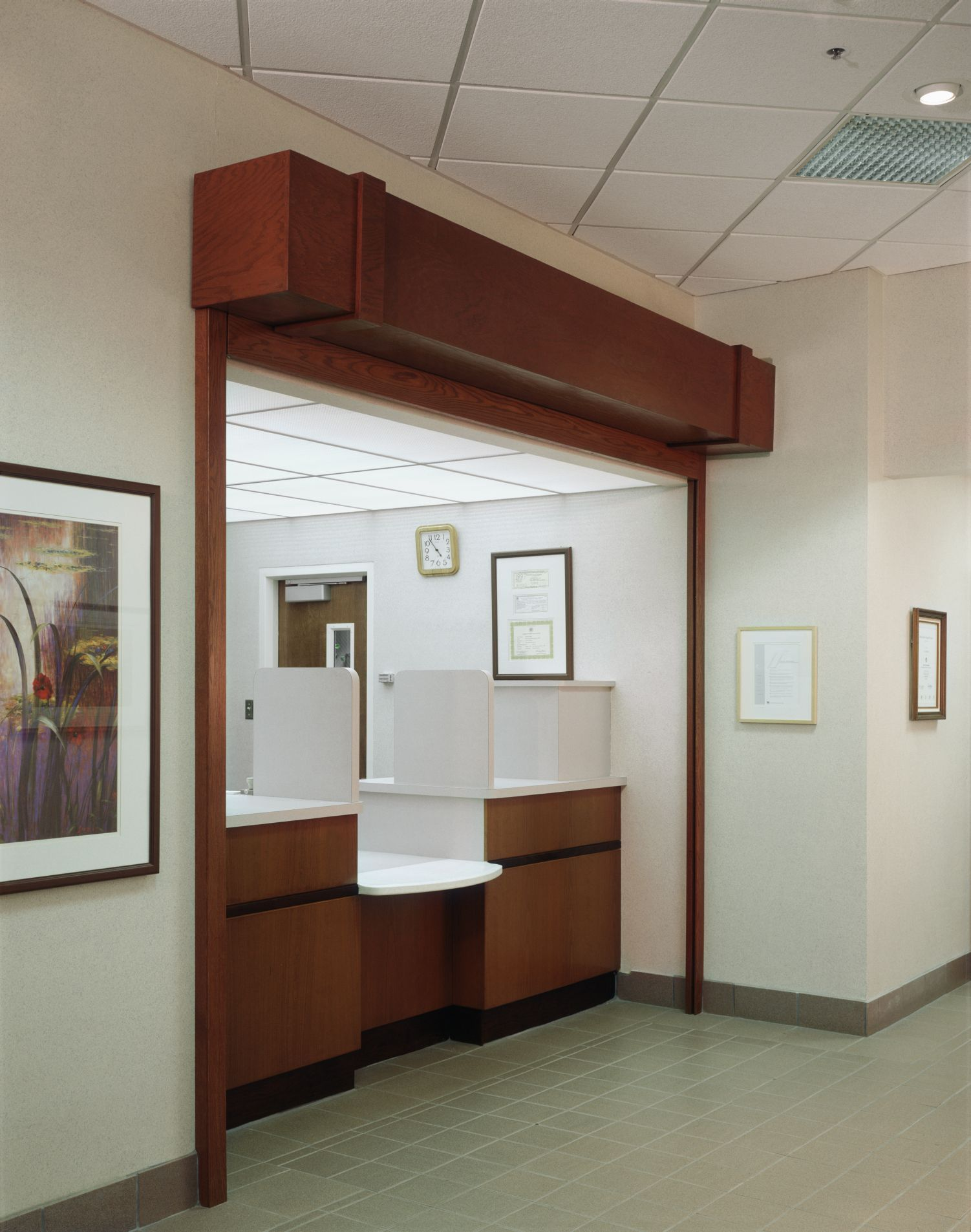 Wood Roll Up Door For The Office Specialtydoors Office
