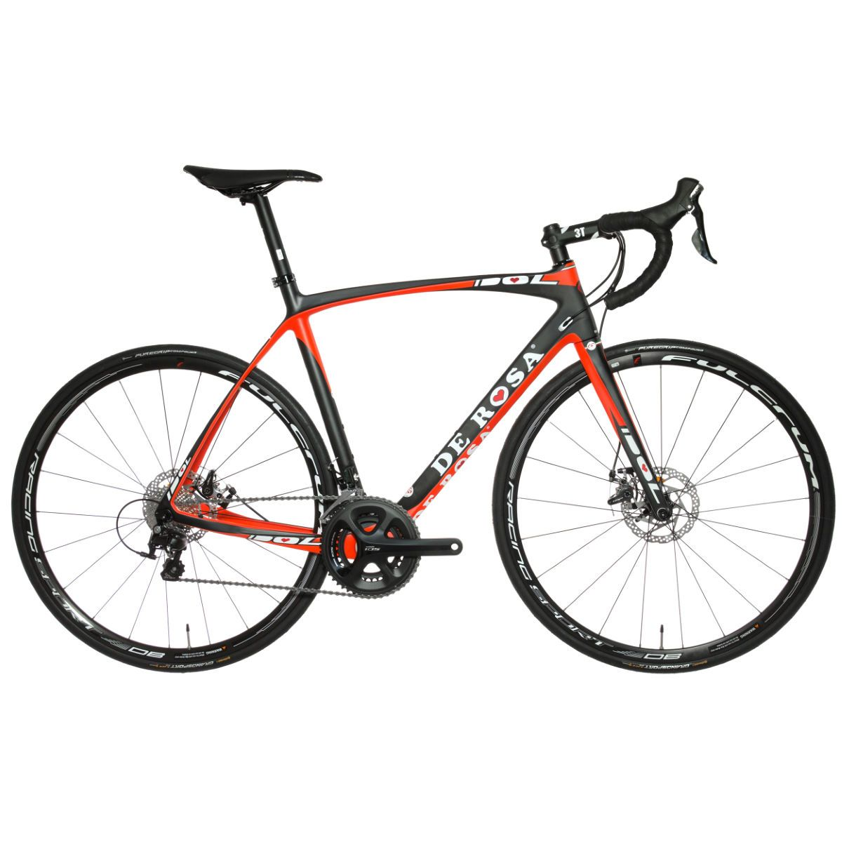 De Rosa Idol Disc (105   Mechanical) Road Bike Road Bikes The Idol The