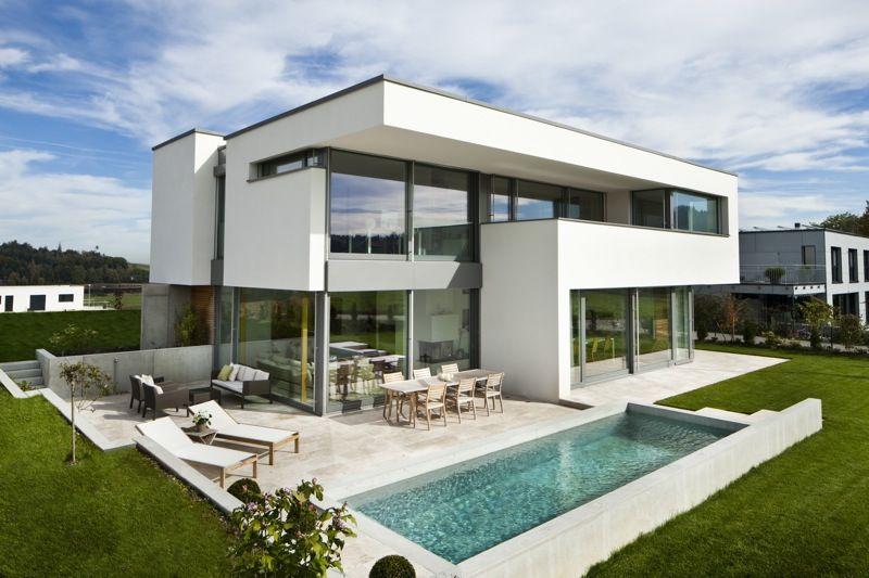 Haus Ah Fuchs Wacker Architekten Bda