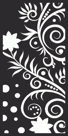 Vector Seamless Floral Pattern Free Vector Cdr Download Floral
