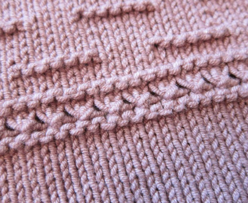 Die kleine Bordüre (Tichiro - knits and cats) | Bordüren, die ...