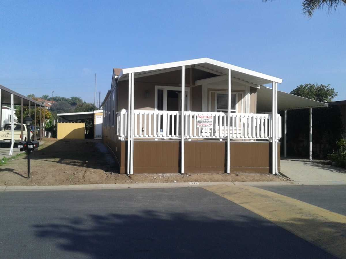Golden West Mobile Home For Sale in Hacienda Heights CA
