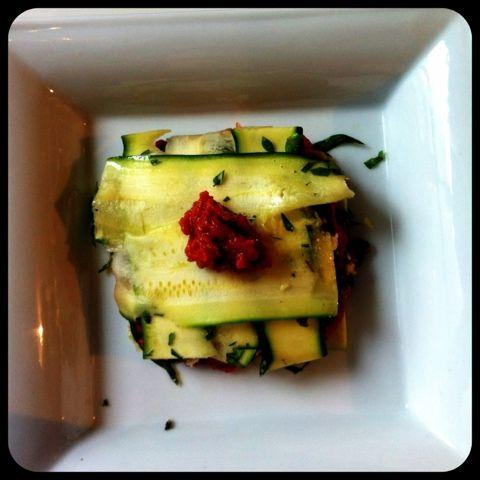 Raw Vegan Lasagna - BEST!