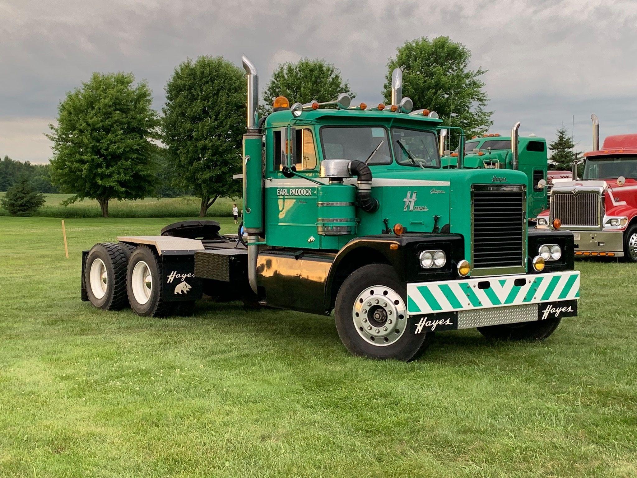 Pin By Glenn Forth On Semis Trucks Big Trucks Hayes