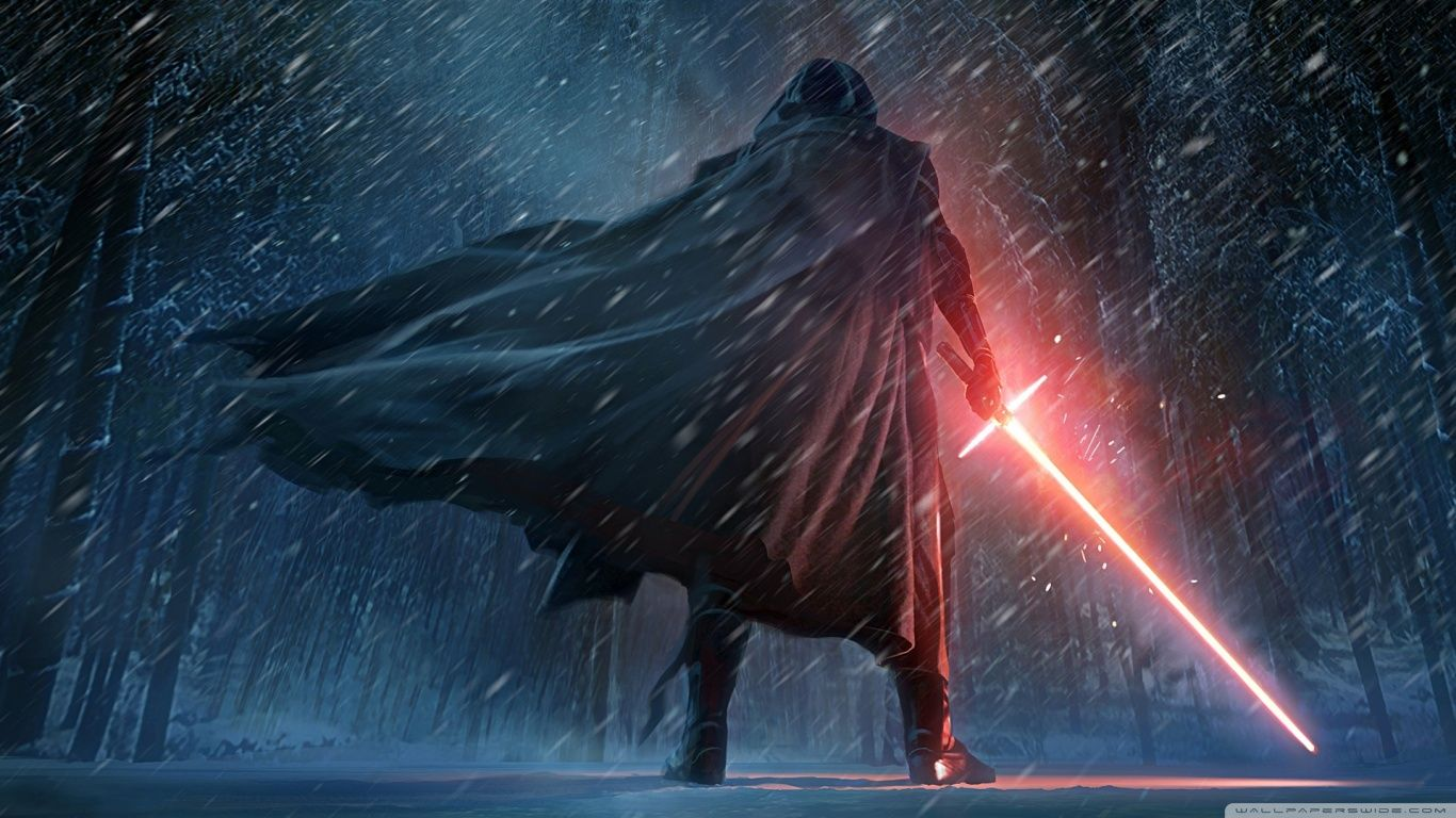 Kylo Ren Star Wars The Force Awaken Hd Desktop Wallpaper Widescreen High Definition Fullscreen Mobile Star Wars Wallpaper Star Wars Art Ren Star Wars