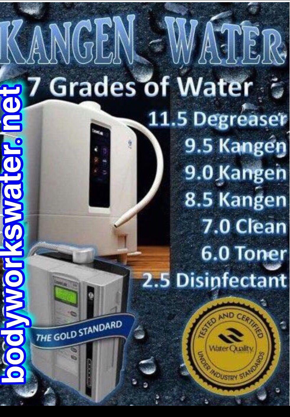 alkalinewater alkalinediet kangenwater NJhealth
