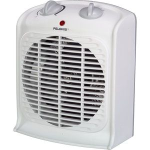 Pelonis Fan Forced Heater With Thermostat Walmart Com Portable Space Heater Space Heater Heater