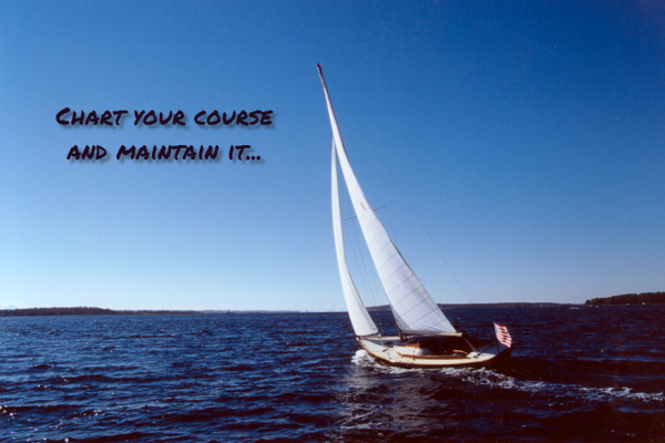 Chart your course… | Wholeheartedness