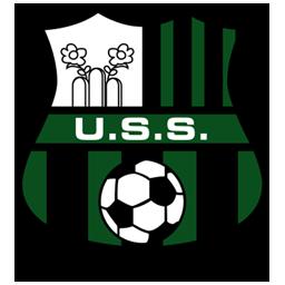 U S Sassuolo Calcio Italy Football Team Logos Football Logo Soccer Logo