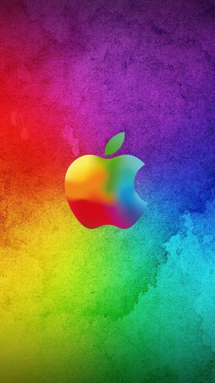 iPhone 6 Logo Bing images Apple wallpaper, Apple