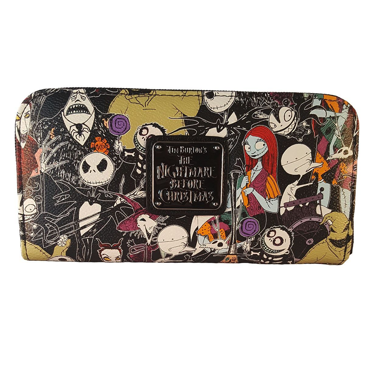 Tim Burton\'s The Nightmare Before Christmas Disney Wallet by ...