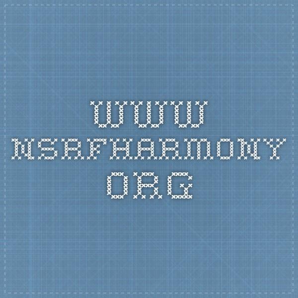www.nsrfharmony.org