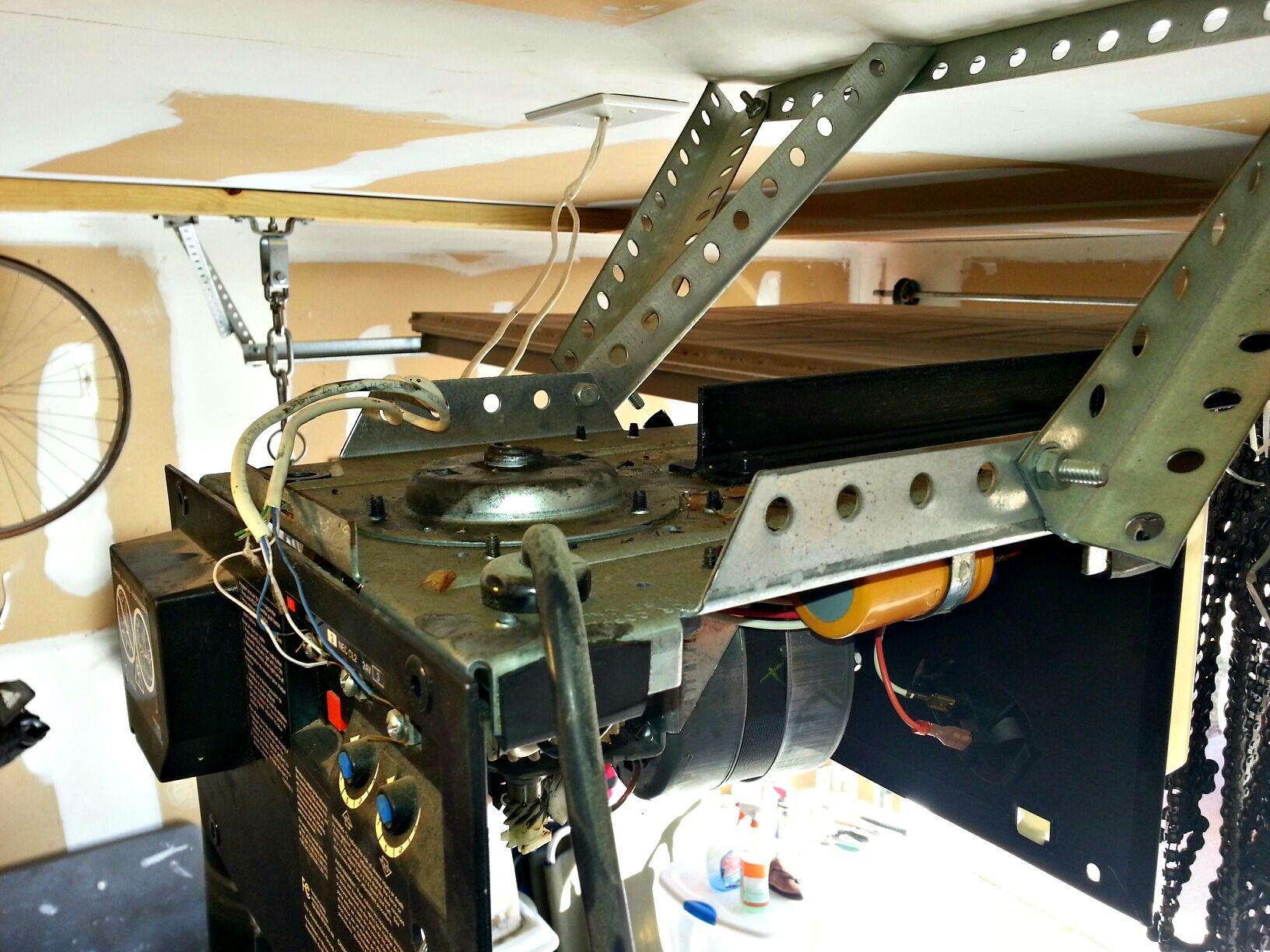 Garage Door Opener Kit Craftsman Garage Door Opener Garage Door Opener Garage Doors