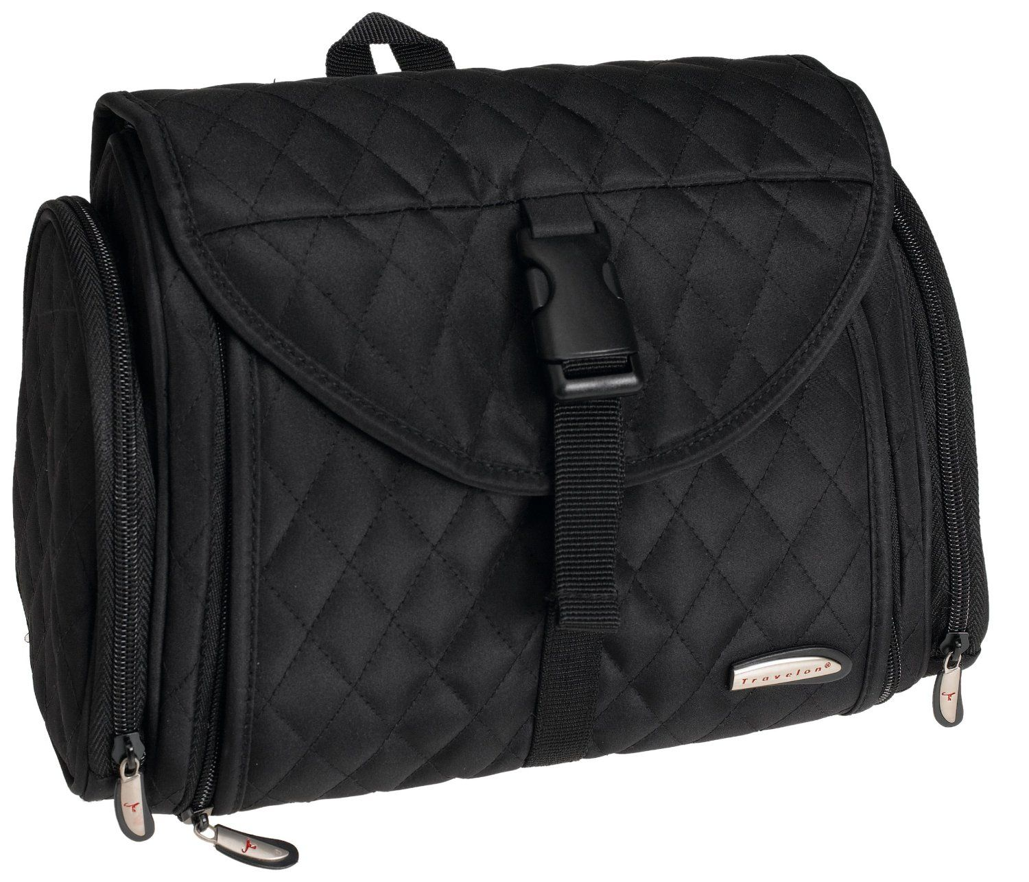9e24bf41a783 Travelon Hanging Toiletry Kit. #beauty, #tools, #bags, #cases ...