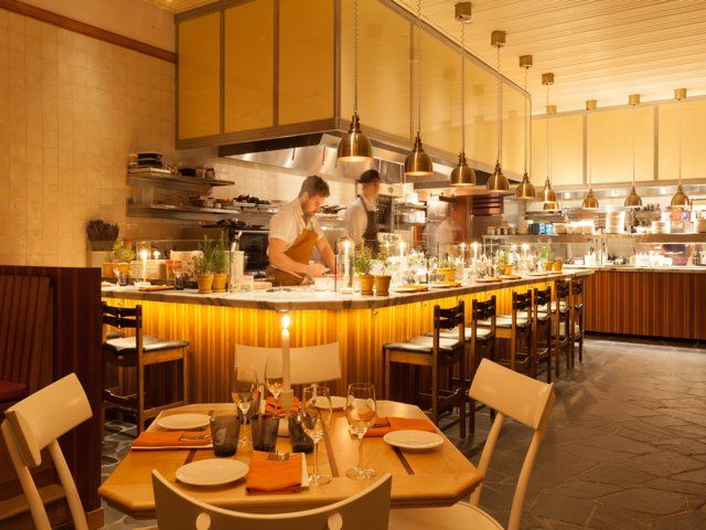 Inside Narcissa, The Mostly Organic New Eatery At The Standard East Village