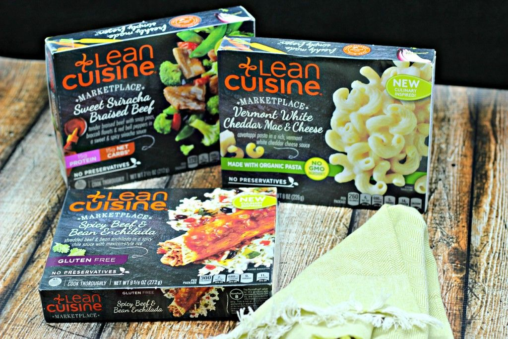 make lunch simple with organic, Gluten-Free or high Protein lunch