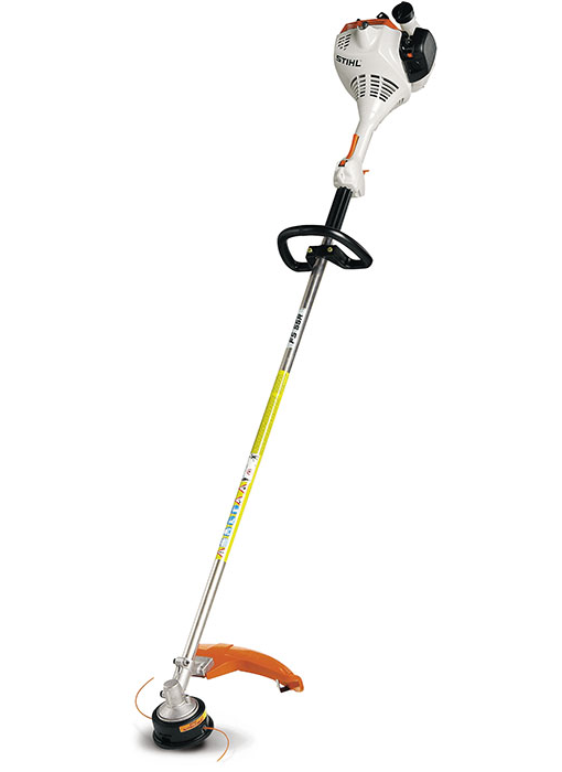 Love... LOVE... my Stihl FS 55 trimmer. Takes care of the