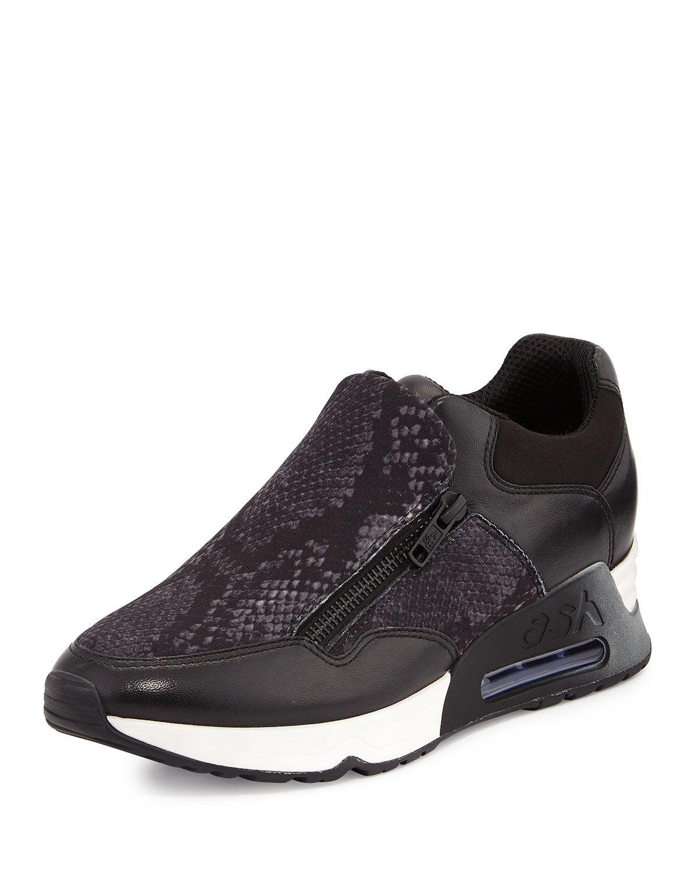 Ash Lenny Platform Trainer Sneaker