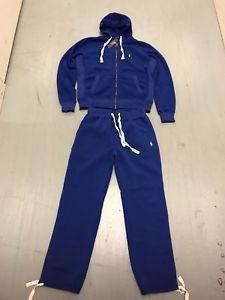Zip Sweatsuit Men Ralph Lauren Polo Details About For Set Full nN08wOvm
