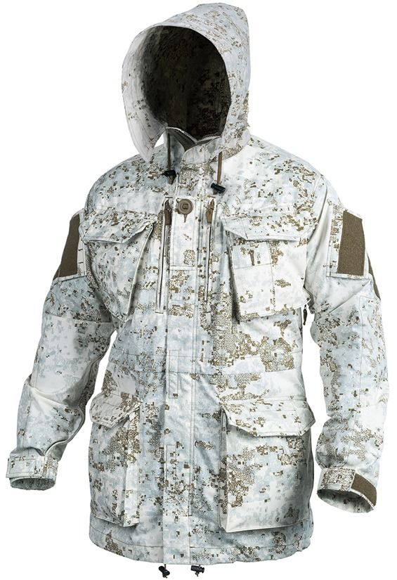 2c1bf386bf4b3 Pencott Snowdrift Smock/Outer layer Mens Hunting Jacket, Hunting Jackets, Hunting  Gear,