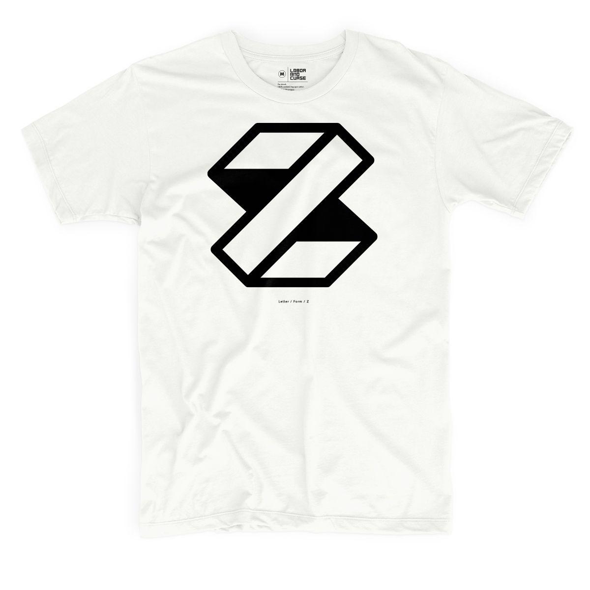 Letter / Form / Z