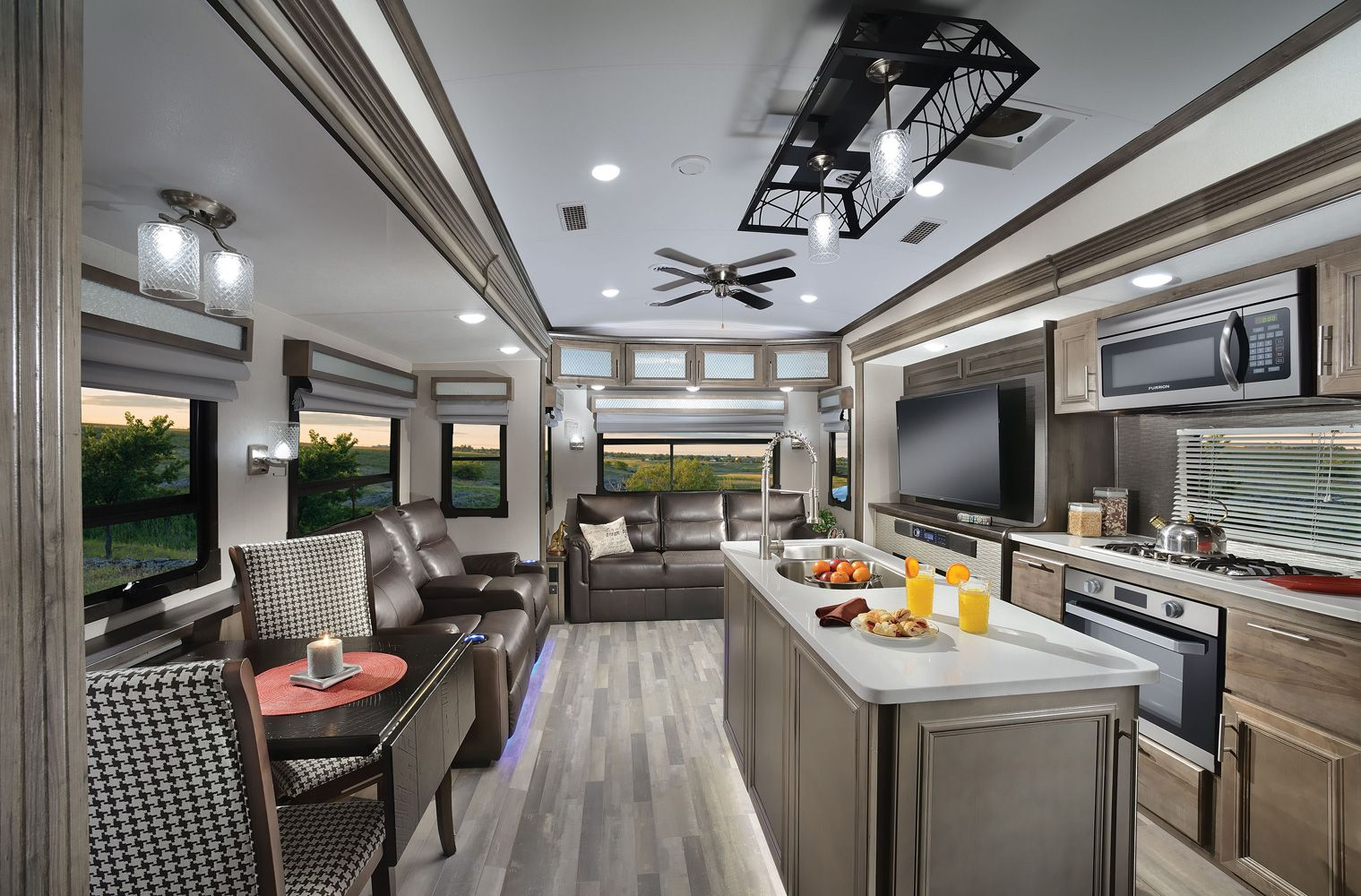 Cardinal Luxury Fifth Wheels By Forest River Rv Luxury Fifth
