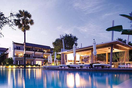 Veranda Resort And Spa Hua Hin Cha Am Thailand Een Prachtige