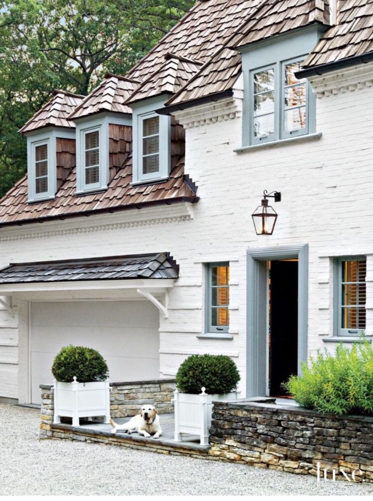 Pin by HGG on •DREAM HOME• | Pinterest | Exterior colors, House and ...