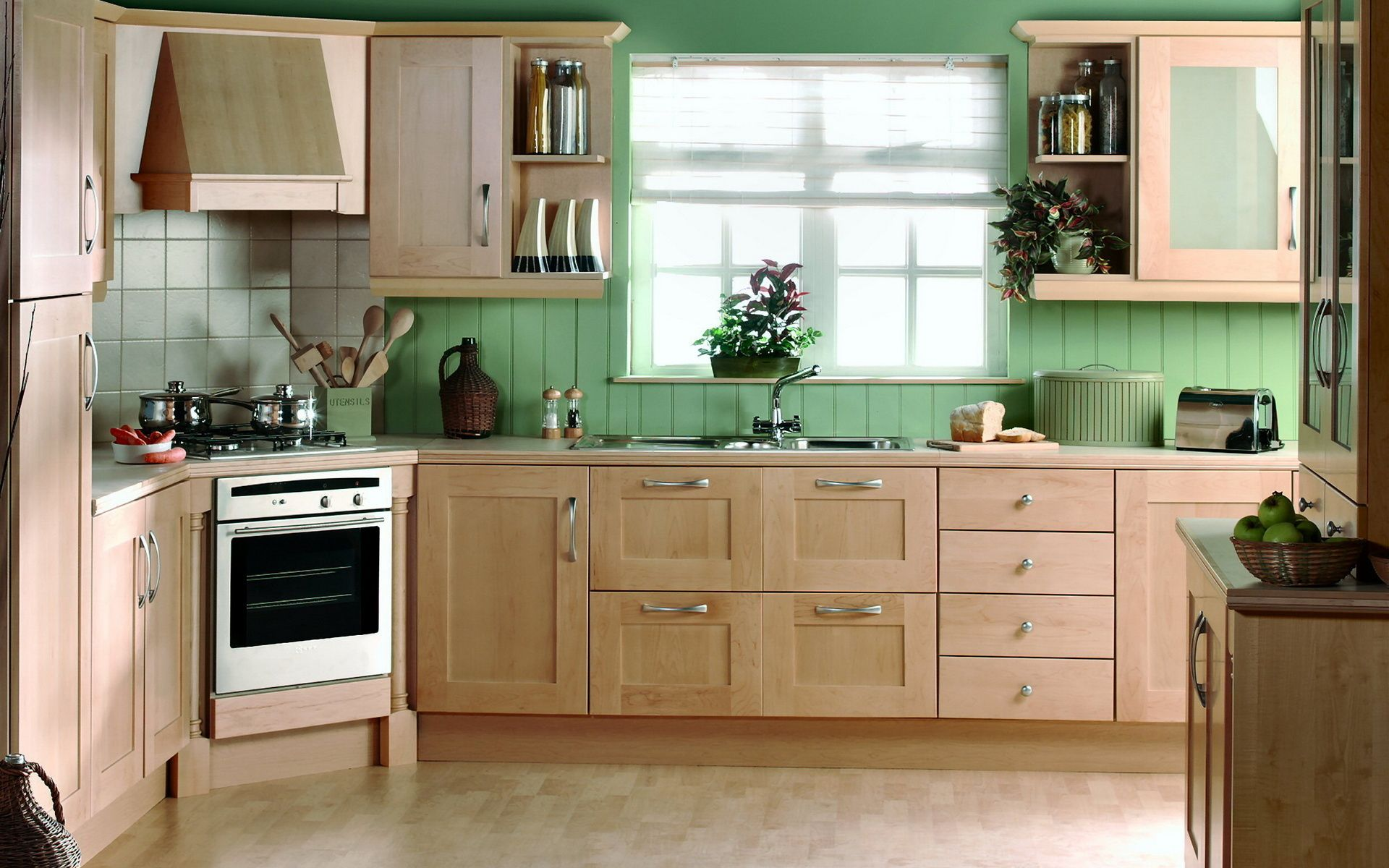 simple country kitchen Google Search Great Kitchen Pinterest