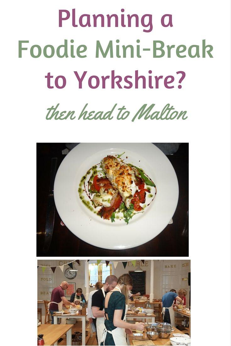 Then head for Malton: http://luxuryspringcottageyorkshire.co.uk/foodie-mini-break-yorkshire/ #Malton #Yorkshire