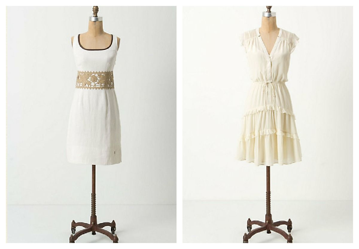 Vintage Inspired Bridesmaid Dress - Ocodea.com