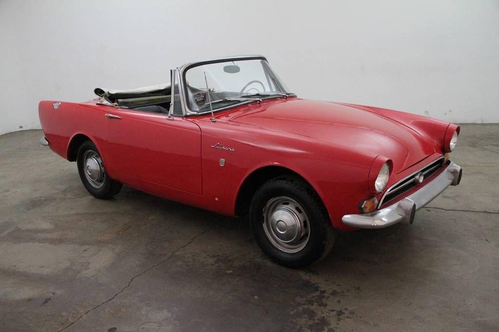 1967 Sunbeam Alpine for sale | Hemmings Motor News | Sunbeams ...